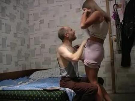 Отец и дочь любительское порно видео бесплатно